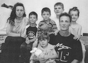 Familie Krasniqi wurde aus dem baden-württembergischen Albstadt in den Kosovo abgeschoben. Sie kam in ein Obdachlosenheim in Pristina. Bild: A. Ellinger